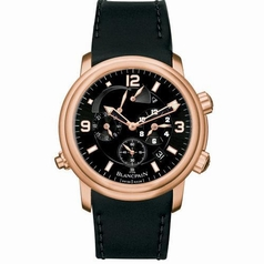 Blancpain Leman 2041-3630-64b Mens Watch