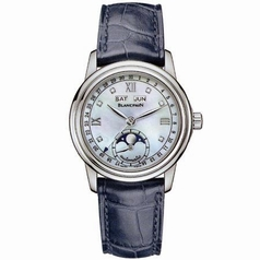 Blancpain Leman 2360-1191a-55b Ladies Watch