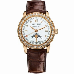 Blancpain Leman 2360-2991a-55 Ladies Watch