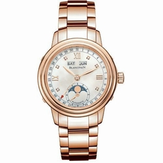Blancpain Leman 2360-3691a-76 Ladies Watch