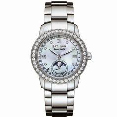 Blancpain Leman 2360-4691a-71 Ladies Watch