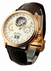 Blancpain Leman Tourbillon 2925-3642-53B Mens Watch