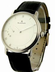 Blancpain Leman Ultra Slim 4040-1542-55 Ladies Watch