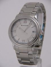 Blancpain Leman Ultraflach 2100-1142-71 Mens Watch