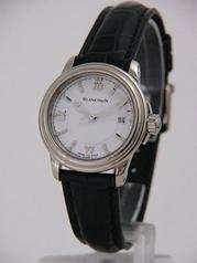 Blancpain Leman Ultraflach 2102-1527-53 Mens Watch