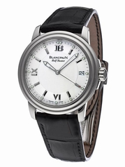 Blancpain Leman Ultraflach 3100-1542-53B Mens Watch