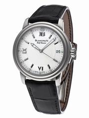 Blancpain Leman Ultraflach 3100-1542-53B Mens Watch