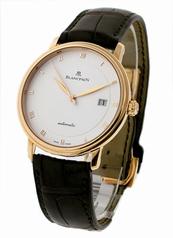 Blancpain Ultra Slim 6223-3642-55B Ladies Watch