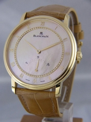 Blancpain Villeret 4063-1460-55 Mens Watch
