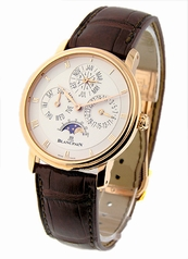 Blancpain Villeret 6057-3642-55B Ladies Watch