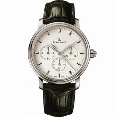 Blancpain Villeret 6185-1127-55b Mens Watch