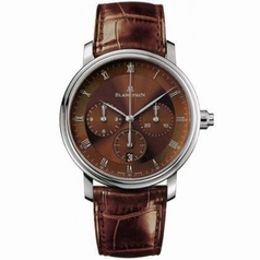 Blancpain Villeret 6185-1546-55b Mens Watch