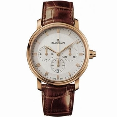Blancpain Villeret 6185-3642-55b Mens Watch