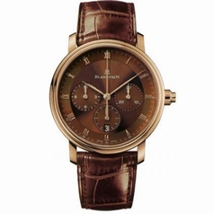 Blancpain Villeret 6185-3646-55 Mens Watch