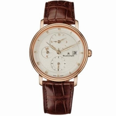 Blancpain Villeret 6260-3642-55b Mens Watch