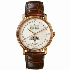 Blancpain Villeret 6263-3642a-55b Mens Watch