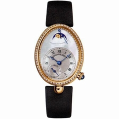 Breguet Reine de Naples 8908ba/52/864/d00d Ladies Watch