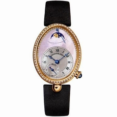 Breguet Reine de Naples 8908ba/w2/864/d00d Ladies Watch