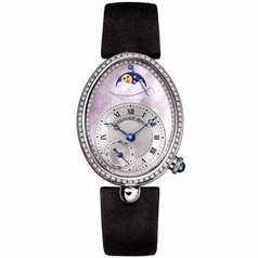 Breguet Reine de Naples 8908bb/w2/864/d00d Ladies Watch