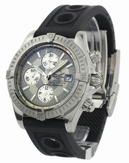 Breitling Chronomat A13356 Grey Dial Watch
