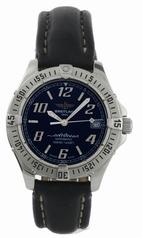 Breitling Chronomatic A17350 Mens Watch