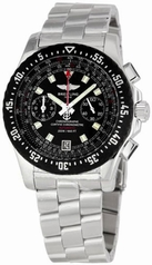 Breitling Chronomatic A2736423/B823 Mens Watch