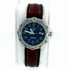 Breitling Colt A17035 Blue Dial Watch