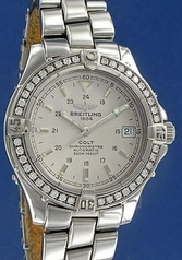 Breitling Colt A17350 Ladies Watch