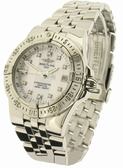 Breitling Galactic A71340 Unisex Watch