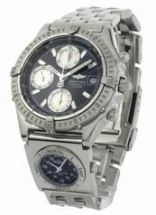 Breitling Montbrillant A13352 Mens Watch