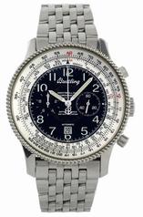 Breitling Montbrillant A35330 Mens Watch