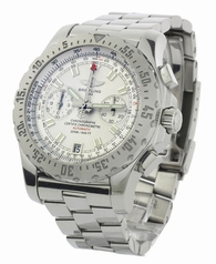 Breitling Skyracer A27362 White Dial Watch