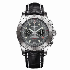 Breitling Skyracer A2736223/B823 Black Band Watch