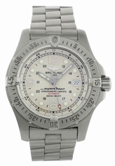 Breitling SuperOcean A17390 Mens Watch