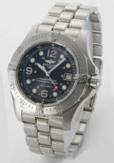 Breitling SuperOcean A179B72PFA Mens Watch