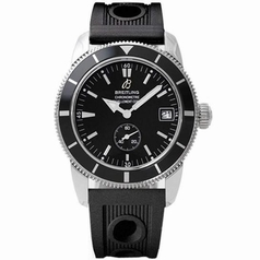 Breitling SuperOcean A3732016/C735 Black Dial Watch