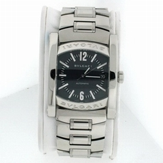Bvlgari Assioma AA44C14SSD Beige Band Watch