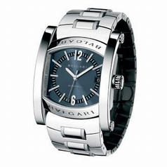 Bvlgari Assioma AA44C14SSD Blue Dial Watch