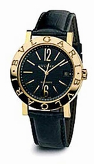 Bvlgari BB BB38BGLDAUTO Mens Watch