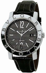 Bvlgari BB BB42BSLDAUTO Mens Watch