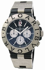 Bvlgari Bvlgari TI44BTAVDCH Mens Watch