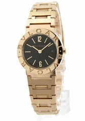 Bvlgari Diagono BB26GGD Mens Watch