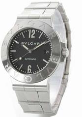 Bvlgari Diagono LCV38BSSD Mens Watch