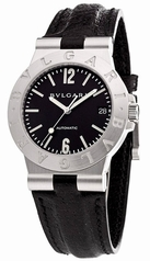 Bvlgari Diagono LCVW35GLD-SLN Mens Watch