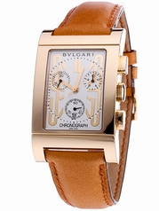 Bvlgari Rettangolo RTC49GLD Ladies Watch