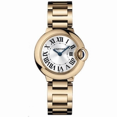 Cartier Ballon Bleu W69002Z2 Ladies Watch