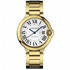 Cartier Ballon Bleu W69003Z2 Midsize Watch