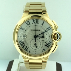 Cartier Ballon Bleu W6920008 Mens Watch