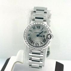 Cartier Ballon Bleu WE9003Z3 Ladies Watch
