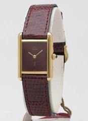 Cartier Must 21 2684919723 Mens Watch